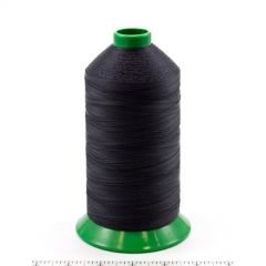 A&E Poly Nu Bond Twisted Non-Wick Polyester Thread Size 92 #4646 Navy