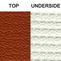 Weblon Coastline Plus Rust/Ivory CP-2752 Awning Fabric