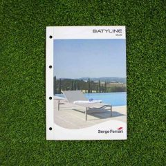 Serge Ferrari Batyline Duo Fabric Sample Card  - Fabric Swatches