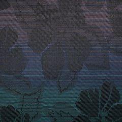 Phifertex Jacquard Wild Orchid Black Z44 54 inch Sling / Mesh Upholstery Fabric