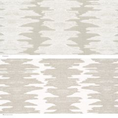 Perennials Ink Blot White Sands Porter Teleo Collection Upholstery Fabric