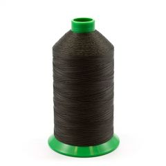 A&E Poly Nu Bond Twisted Non-Wick Polyester Thread Size 92 Olive Drab