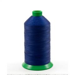A&E Poly Nu Bond Twisted Non-Wick Polyester Thread Size 92 #4601 Pacific Blue
