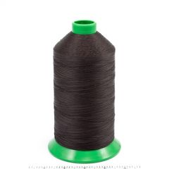 A&E Poly Nu Bond Twisted Non-Wick Polyester Thread Size 92 #4621 True Brown