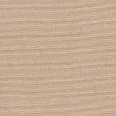 Remnant - Sunbrella Canvas Antique Beige 5422-0000 Upholstery Fabric (4.3 yard piece)