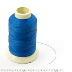Coats Ultra Dee Polyester Thread Bonded Size DB92 #16 Blue 4-oz