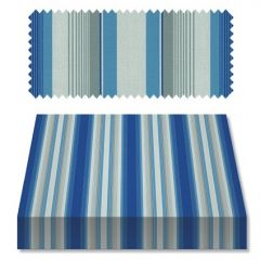 Recacril Design Line Fantasia Stripes Valdespina R-969 Awning Fabric