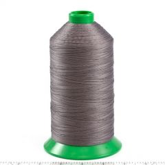 A&E Poly Nu Bond Twisted Non-Wick Polyester Thread Size 138 #4630 Cadet Gray
