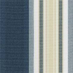 Tempotest Stripe Navy/Beige 641/10 Awning Fabric