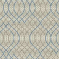 Outdura Melody Sapphire 8710 The Ovation 3 Collection - Lofty Blue Upholstery Fabric