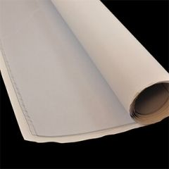 Regalite Firma Uncoated Press-Polished Clear Vinyl Sheets 0.040 x 54 Inches x 110 Inches Clear (5 pack)