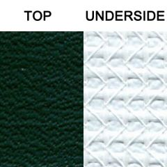 Weblon Coastline Plus Glade Green/White CP-2751 Awning Fabric
