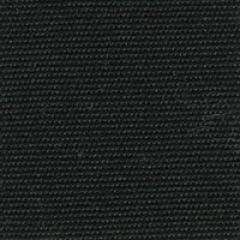 Recacril Design Line Solids 47 inch Black R10347 Awning / Marine / Shade Fabric