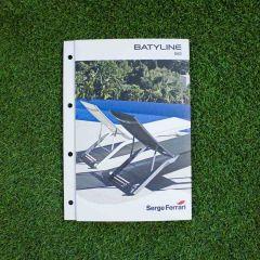 Serge Ferrari Batyline Iso Fabric Sample Card  - Fabric Swatches