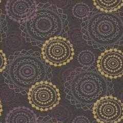 Sunbrella by Mayer Mandala Purple Haze 418-005 Imagine Collection Upholstery Fabric