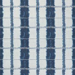 Sunbrella Thibaut Suki Marine Blue W80798 Solstice Collection Upholstery Fabric