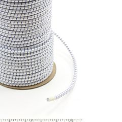 Polypropylene Covered Elastic Cord #M-4 1/4 inches x 150 feet