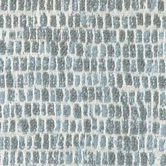 Scalamandre Bella Dura Colfax Blue Grey 1 Elements V Collection Upholstery Fabric
