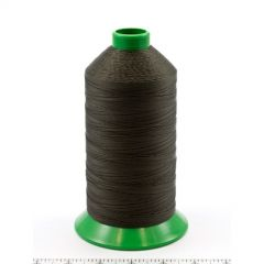 A&E Poly Nu Bond Twisted Non-Wick Polyester Thread Size 138 Olive Drab
