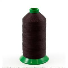 A&E Poly Nu Bond Twisted Non-Wick Polyester Thread Size 138 #4631 Burgundy