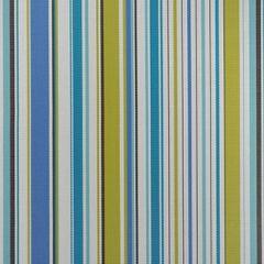Phifertex Coastline Peacock XUM Stripe 54-inch Sling / Mesh Upholstery Fabric