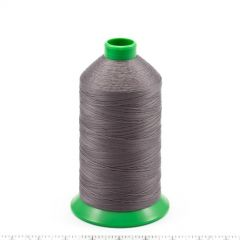 A&E Poly Nu Bond Twisted Non-Wick Polyester Thread Size 92 Steel Gray