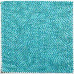 Bella-Dura Pebble Beach Aqua 28256A3-16 Upholstery Fabric