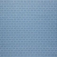 Sunbrella Thibaut Gemma Marine Blue W80767 Solstice Collection Upholstery Fabric