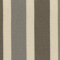 Tempotest Molto Bene 1048/930 Brown/Grey/Beige Stripe Indoor-Outdoor Upholstery Fabric