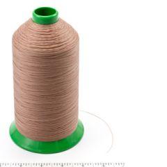 A&E Poly Nu Bond Twisted Non-Wick Polyester Thread Size 138 Desert Tan