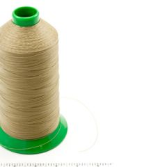 A&E Poly Nu Bond Twisted Non-Wick Polyester Thread Size 138 #4628 Toast